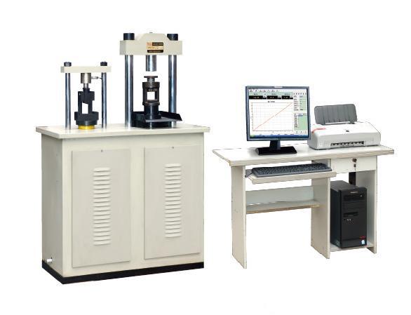 工程材料抗压抗折试验机