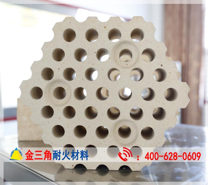 热风炉用低蠕变高铝质格子砖